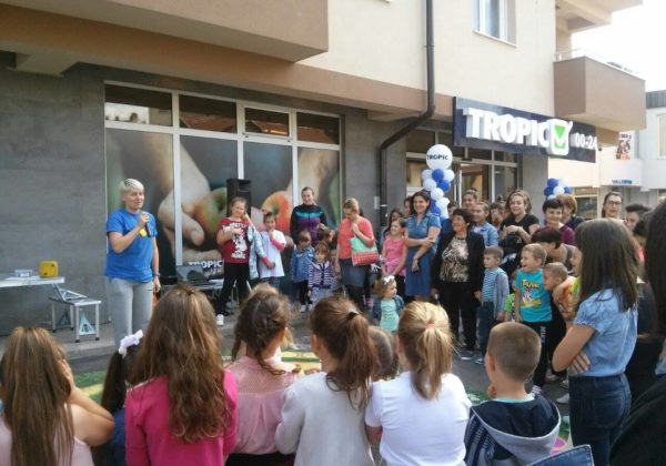 DOMAĆI TRGOVAČKI LANAC TROPIC OTVORIO MARKET U KOTOR VAROŠI
