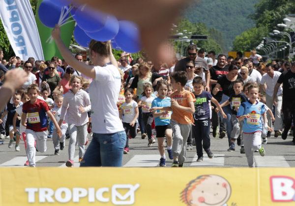 Tropic Bambini maraton : Uputstvo za roditelje i mališane