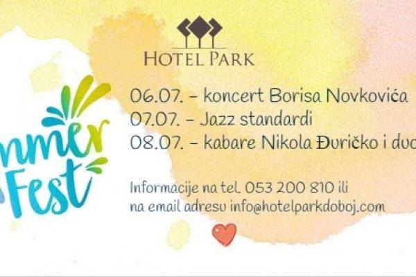 Summer fest Doboj