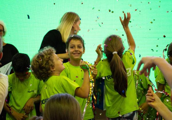 """Više od 550 razigranih mališana učestvovalo u """"Igrama bez granica"""" u Trebinju"""