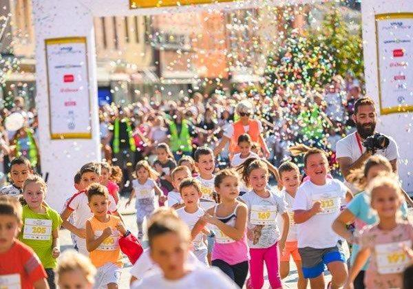 U Banjoj Luci održan četvrti Tropic Bambini maraton